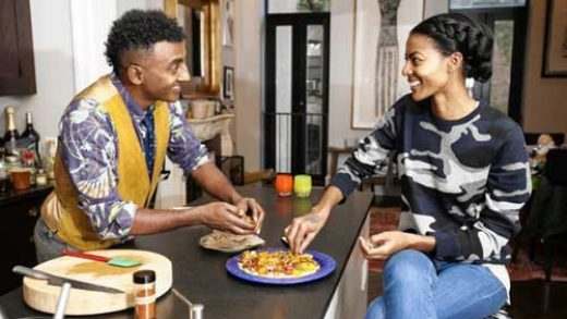 Chef-Marcus-Samuelsson-and-Wife-Maya-Haile