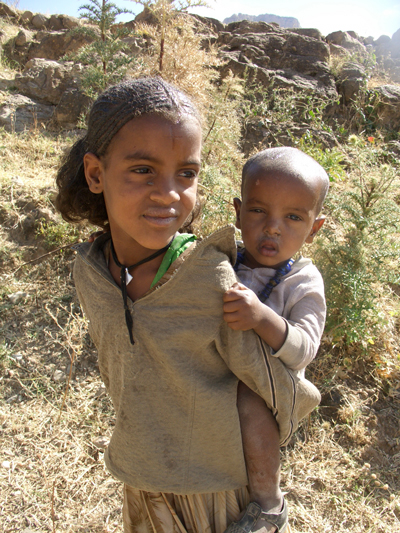 Tigray Children