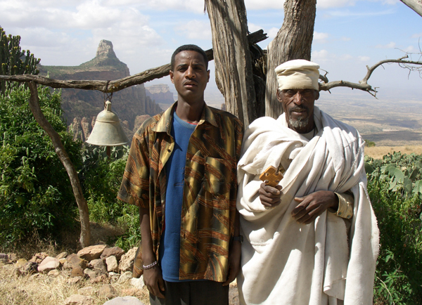 Tewolde and Monk